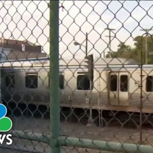 Officials Say 'No One Intervened' As Woman Was Assaulted On Pennsylvania Train
