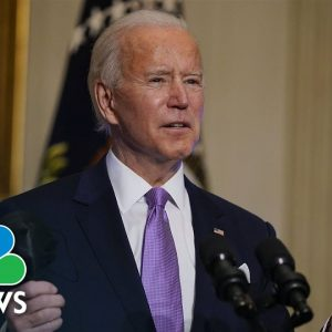 Biden Delivers Remarks On Protections For National Monuments | NBC News