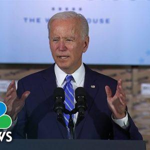 Biden: 'Vaccine Requirements Work'