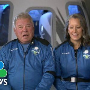 Blue Origin Launch Sending William Shatner To Space Delayed