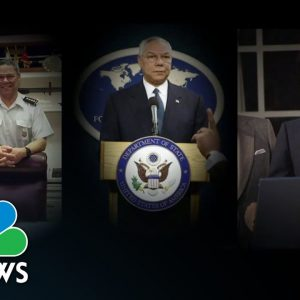 Colin Powell's Legacy Of Breaking Barriers