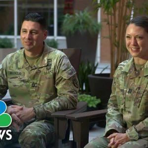 Combat Medics Unite After Forming Special Connection A Decade Ago