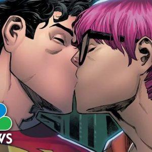 DC Comics Announces Superman's Son Is Bisexual