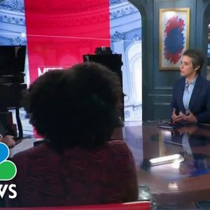Full Panel: Congressional Democrats Stuck With 'Messaging Nightmare'