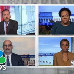 Full Panel: Trump Dominates Republican Party Politics