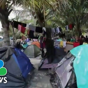 Inside Colombia Ahead Of Possible Border Surge