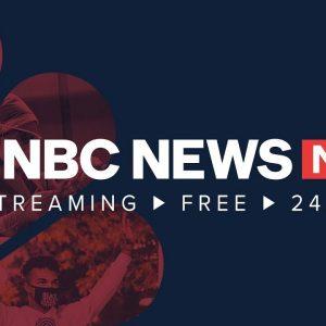 LIVE: NBC News NOW - October 15