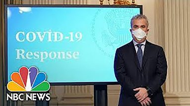 LIVE: White House Covid-19 Response Team Briefing | NBC News
