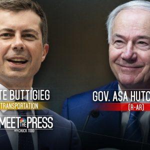 Meet The Press Broadcast (Full) - October 17th, 2021