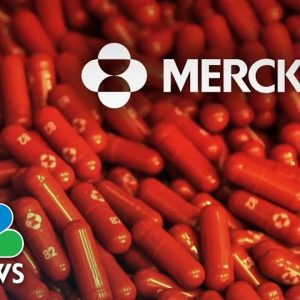 Merck Seeks Emergency Authorization For Covid Pill