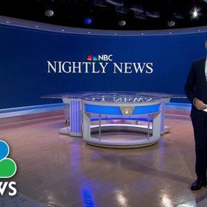 Nightly News Full Broadcast - October 10th