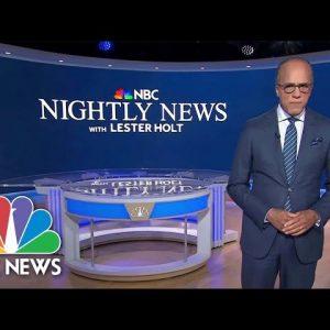 Nightly News Full Broadcast - October 11th