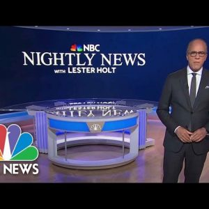 Nightly News Full Broadcast - October 12th