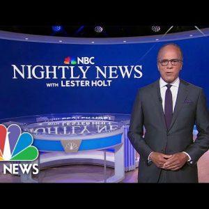 Nightly News Full Broadcast - October 5th