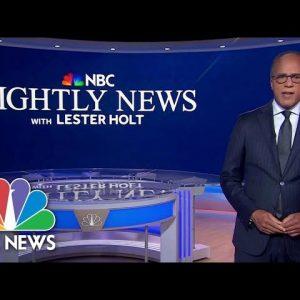 Nightly News Full Broadcast - October 8th