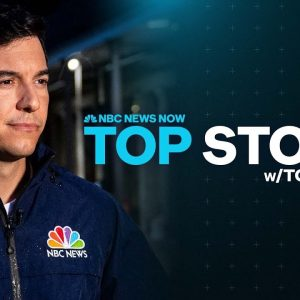 Top Story with Tom Llamas Full Broadcast - October 11th   NBC News NOW