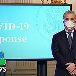 White House Covid-19 Response Team Briefing   NBC News
